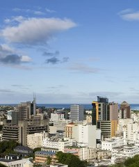 Port Louis, the capital city of Mauritius, has been ranked as the African city with the best quality of living for expatriates.
