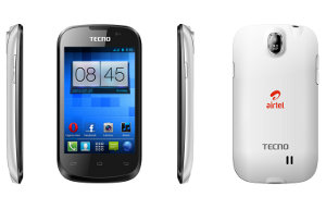 Tecno last year launched its N3 Android smartphone.