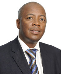 Kennedy Bungane is the CEO of Barclays Africa