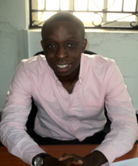 Tunde Kehinde, cofounder and managing director of Jumia