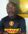 Paul Patrice Moudiki, country manager of DHL Express in Congo