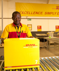 DHL Express has