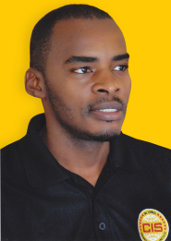 Amedee Assomo, manager of DHL Express in Equatorial Guinea