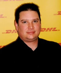 Deon Appelcryn, country manager of DHL Express in Swaziland