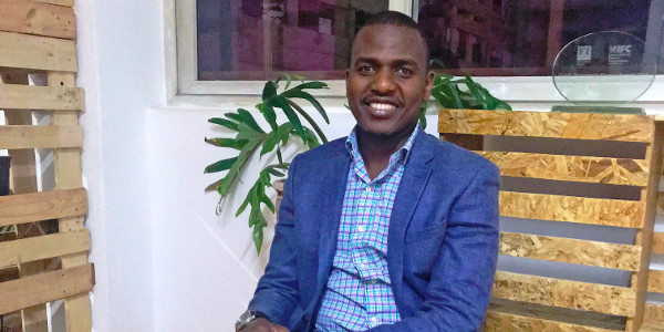 Making it rain for smallholder farmers: How Thomas Njeru capitalised on a  gap in the agricultural insurance market